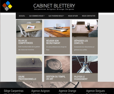 Cabinet Blettery - Ressources Humaines